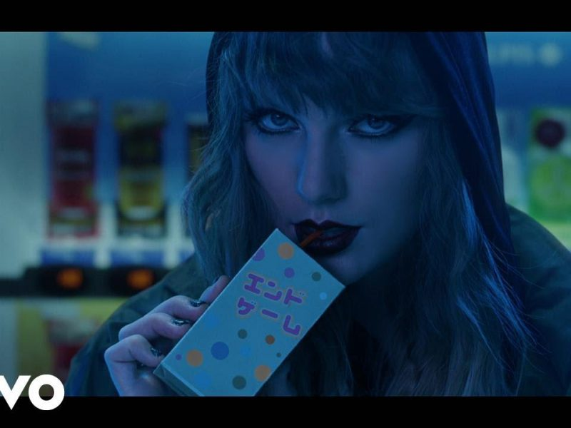 Taylor Swift – End Game ft. Ed Sheeran, Future