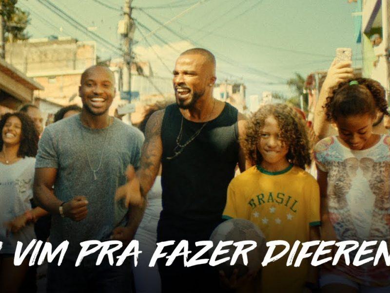 Alexandre Pires feat. Thiaguinho – Eu Vim Pra Fazer Diferença