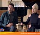 """Lady Gaga e Bradley Cooper dão a primeira entrevista sobre o filme """"Nasce Uma Estrela"""" para o """"Entertainment Weekly"""""""