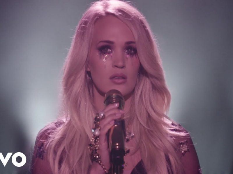 Carrie Underwood – Cry Pretty