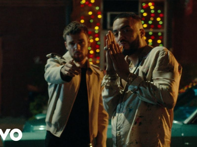 Liam Payne, French Montana – First Time