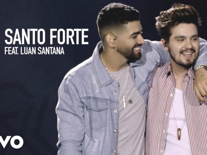 Dilsinho (LUAN SANTANA) – Santo Forte