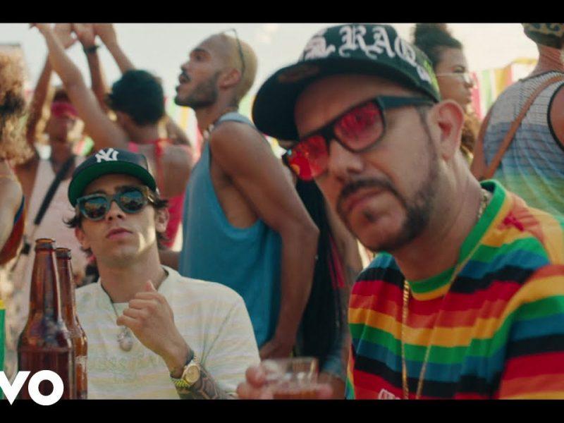 Tropkillaz, J Balvin, Anitta – Bola Rebola ft. MC Zaac