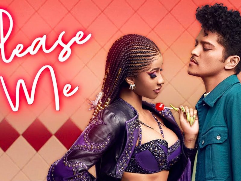 Cardi B & Bruno Mars – Please Me