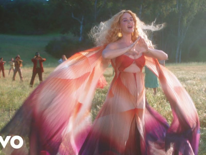 Katy Perry – Never Really Over