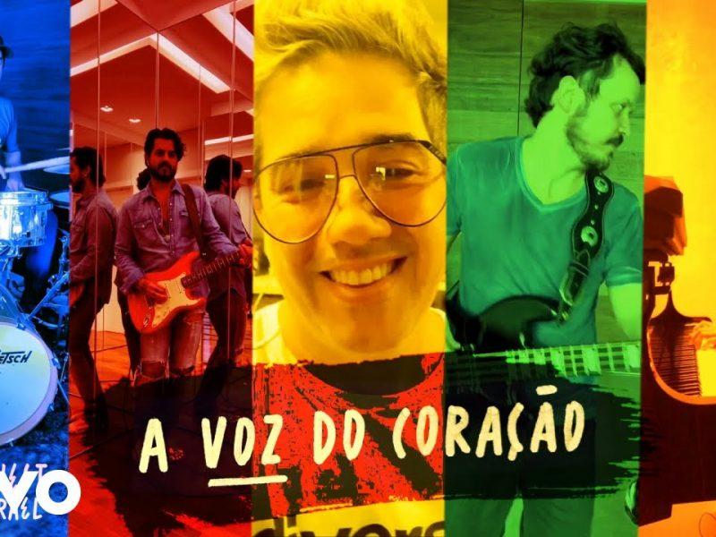 Jota Quest – A Voz do Coração ft. Rael