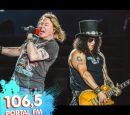 Guns N' Roses planeja volta