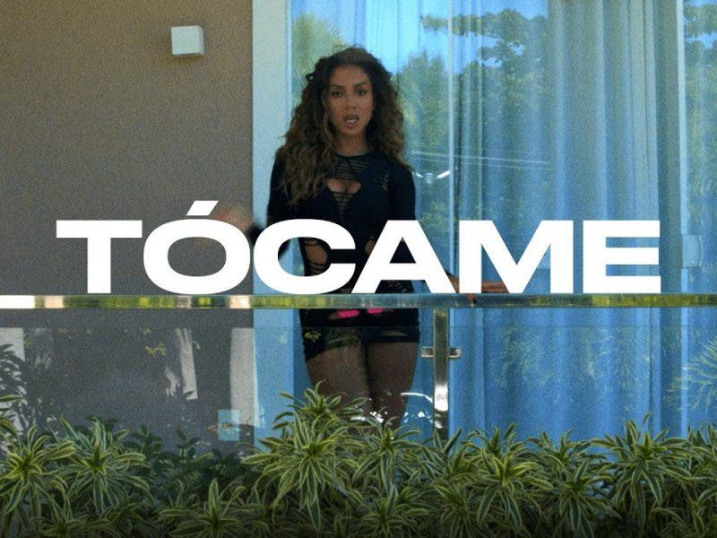 "Anitta ""Tócame"" feat. Arcangel & De LA GUETTO"