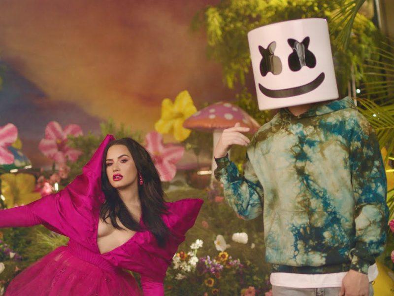 Marshmello & Demi Lovato – OK Not To Be ok