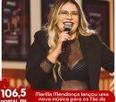 Marilia Mendonça lançou sua primeira música do ano