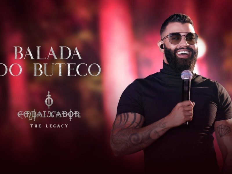 Gusttavo Lima – Balada do Buteco