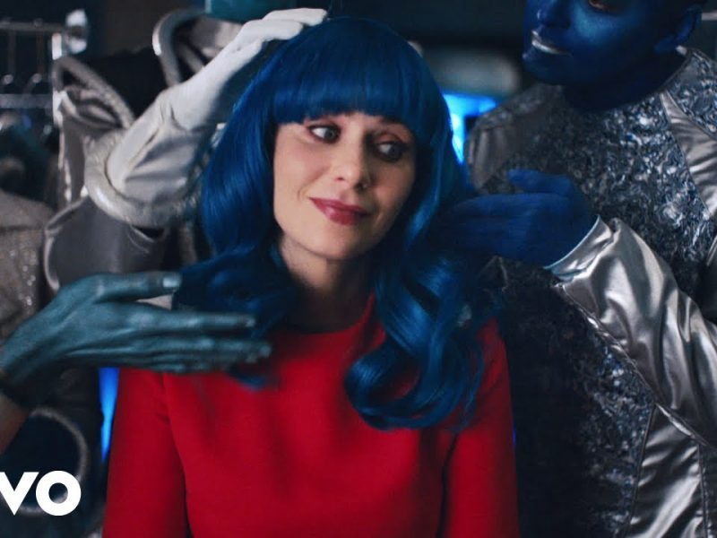 Katy Perry – Not the End of the World  As