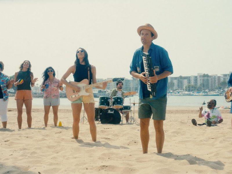 Jason Mraz – Be Where Your Feet Are (Official Video)
